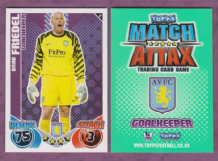 Aston Villa Brad Friedel USA